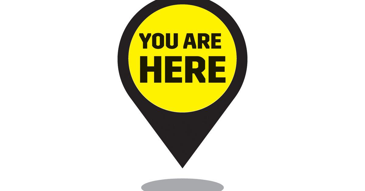 You Are Here | Edinburgh International Festival