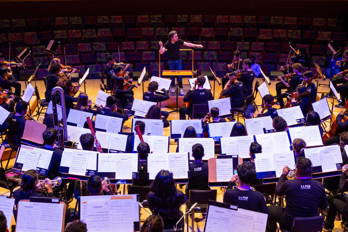 Youth Orchestra Los Angeles